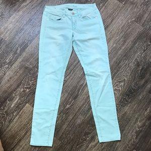 Pastel American Eagle Skinny Jeans AEO
